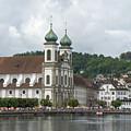 Lucerne Switzerland by Eleanor Bortnick