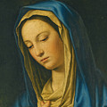 Madonna At Prayer by Sassoferrato