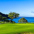 Makena Golf Course In Makena Area by Panoramic Images