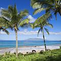 Makena, Maluaka Beach by Ron Dahlquist - Printscapes