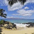 Makena, Secret Beach by Ron Dahlquist - Printscapes