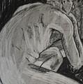 Male Nude by Joanne Claxton