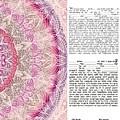 Mandala Ketubah- Ready To Fill by Sandrine Kespi