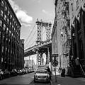 Manhattan Bridge by William Rogers