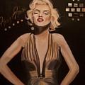 Marilyn Monroe  by Mikayla Ziegler