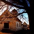 Marsh Berea Church by Karen Wagner