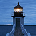 Marshall Point Light by John Greim