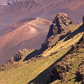 Maui, Haleakala Crater by Ron Dahlquist - Printscapes