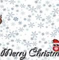Christmas Card 8 by Nina Ficur Feenan