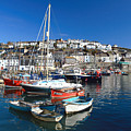 Mevagissey by Carl Whitfield