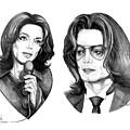 Michael Jackson by Murphy Elliott