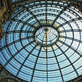 Milan Italy Galleria by Gregory Dyer
