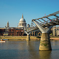 Millennium Bridge by Stewart Marsden