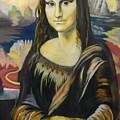 Mona Lisa by Ronnie Lee
