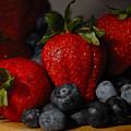 Morning Fruit by Ed Zirkle