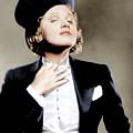 Morocco, Marlene Dietrich, 1930 by Everett