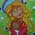 Mother And Child by Pristine Cartera Turkus
