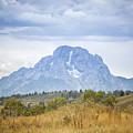 Mount Moran by Carolyn Fox