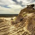 Mungo National Park, Australia by Miroslav Liska
