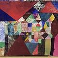 Municipal Jewel by Paul Klee