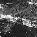 Nagasaki, 1945 by Photo Researchers