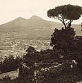 Naples: Mt. Vesuvius by Granger