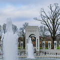 National World War II Memorial by Cityscape Photography