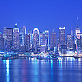New York City Ny by Panoramic Images