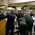 New York City Subway by Patrick  Flynn