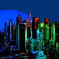 New York Colors by Steve K