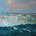 Niagara Falls by Ylli Haruni