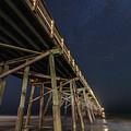 Night Pier by Kristopher Schoenleber