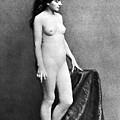 Nude Posing, C1885 by Granger
