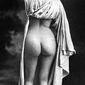 Nude Posing: Rear View by Granger