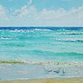 Ocean Breeze by Jan Matson