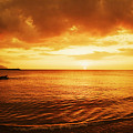 Ocean Sunset by Vince Cavataio - Printscapes