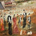 Octoberfest by Edward Wolverton