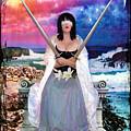 2 Of Swords by Tammy Wetzel
