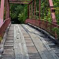 Old Alton Bridge  by Ruth  Housley