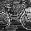 Old Bike by Hans Wolfgang Muller Leg