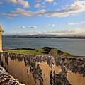 Old San Juan Puerto Rico by Joseph Semary