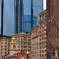 Old State House - Boston by Joann Vitali
