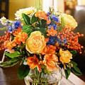 Orange  by Lord Frederick Lyle Morris - Disabled Veteran