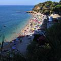 Ortona And The Adriatic by Angela Rath