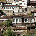 Ottoman Architecture View In Historic Berat Old Town Albania by Jacek Malipan
