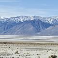 Owens Dry Lake by Marilyn Diaz