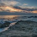 Pacific Grove Sunset by Bill Roberts