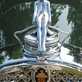 Packard Hood Ornament by Neil Zimmerman