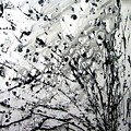 Painting Noir by Ethel Mann