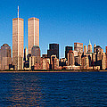 Panoramic View Of Lower Manhattan by Panoramic Images